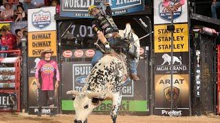Silvano Alves Becomes One Step Closer to $1,000,000 After Riding Hokey Pokey | 2014 World Finals