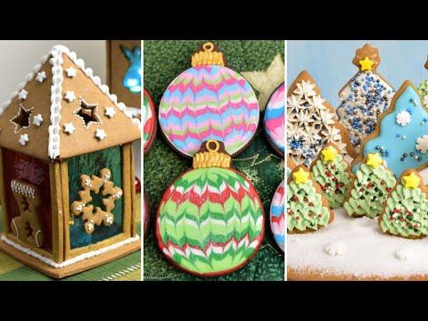 AMAZING CHRISTMAS COOKIES |Compilation|