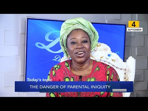 Dr Becky Paul-Enenche - SEEDS OF DESTINY  WEDNESDAY 4TH SEPTEMBER, 2019