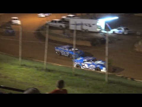 Stock 4a at Winder Barrow Speedway July 10th 2021 - dirt track racing video image