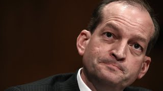 Lawmakers call for Alexander Acosta to resign