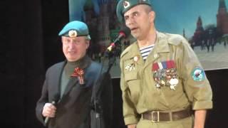 """МУЗЫКАЛЬНЫЙ ДЕСАНТ  -  """"Белый купол"""" ( песня С. Воронина)"""