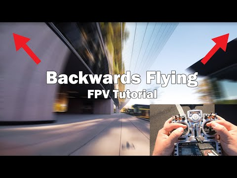 Backwards Flying with an FPV Quad! 😱 Tutorial w/ Stick Cam - UCnAtkFduPVfovckNr3un1FA