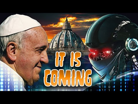 BREAKING Pope Prophecy Update: AI IS CHANGING EVERYTHING & Vatican's Endgame is Coming!!