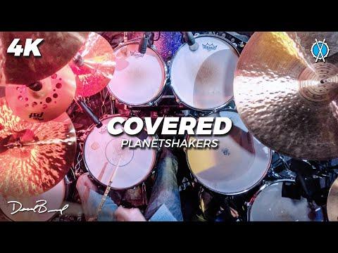 Covered Drum Cover // Planetshakers // Daniel Bernard