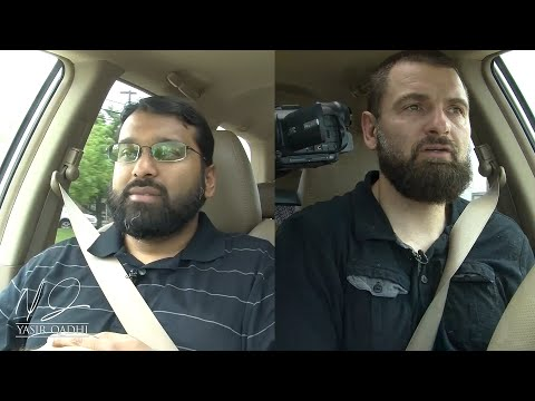 Car Chat: Drive along with Dr. Yasir Qadhi and Brother Eddie from The Deen Show   14th June 2015