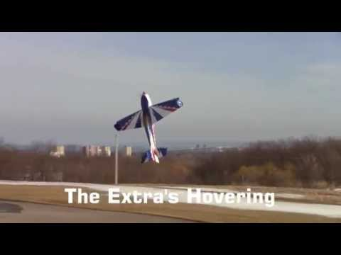 Skywing 48-in Slick VS Extreme Flight 60-in Extra - default