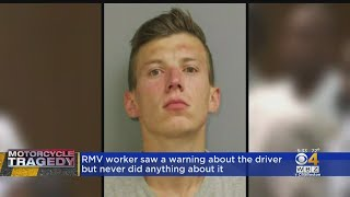 Report: RMV Worker Missed Opportunity To Revoke License Before Deadly NH Motorcycle Crash