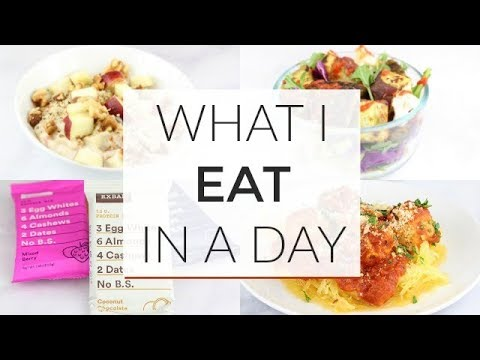 What I Eat In A Day | Working From Home - UCj0V0aG4LcdHmdPJ7aTtSCQ