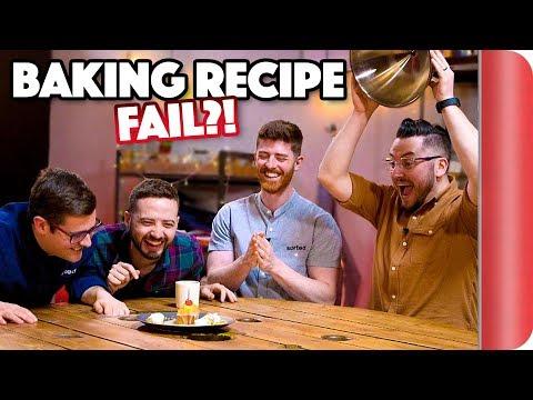 BAKING Recipe FAIL?! | Pass it On Ep. 11