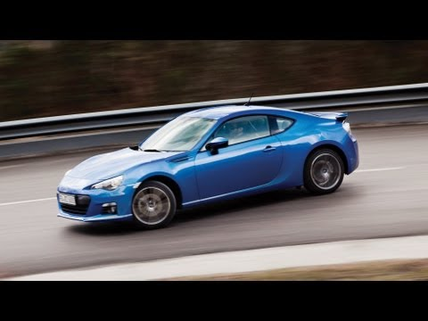 Best Affordable Sports Car: 2013 Subaru BRZ Limited - CAR and DRIVER - UCOqhTsqySBCBTy571GArcXg