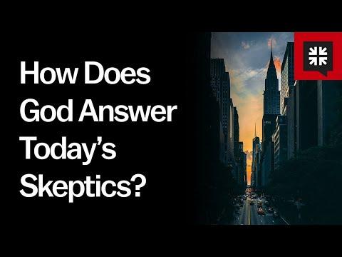 How Does God Answer Todays Skeptics? // Ask Pastor John