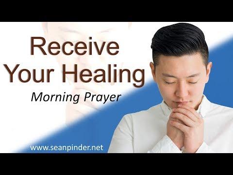 ISAIAH 53 - RECEIVE YOUR HEALING - MORNING PRAYER (video)