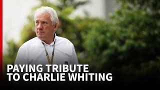 'Charlie Whiting will be impossible to replace in F1'