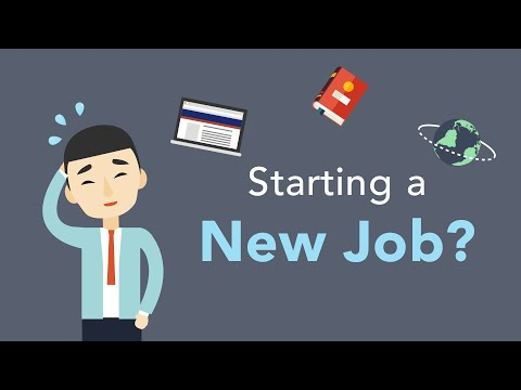 Top Tips for Starting a New Job  Brian Tracy
