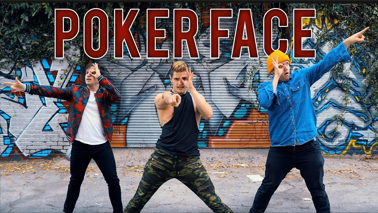 Poker Face – Lady Gaga | Caleb Marshall | Dance Workout