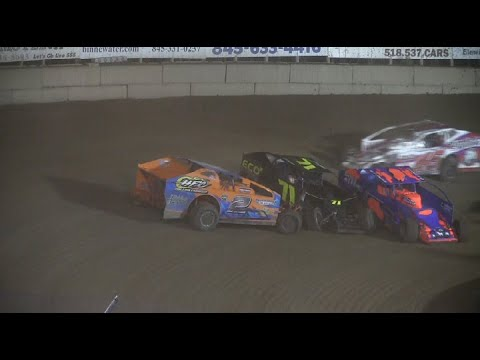 Accord Speedway Modified And Sportsman From 9-10-21 - dirt track racing video image