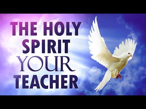 The HOLY SPIRIT Your TEACHER - Live Re-broadcast