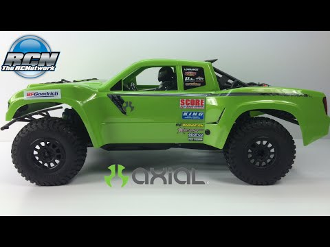 Axial Yeti SCORE 1/10th Trophy Truck RTR - Unboxing! - UCSc5QwDdWvPL-j0juK06pQw