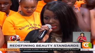 Redefining beauty standards
