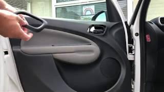 Smontaggio specchietto esterno Citroen C3 PICASSO 1.4VTR