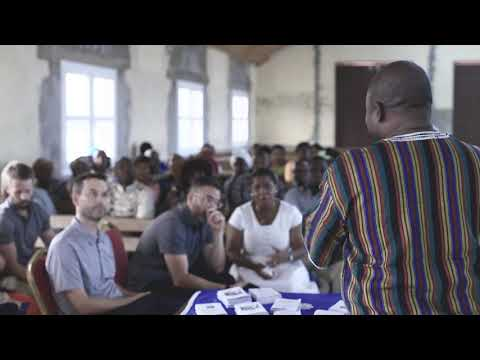 Our First Bible Translation Project in Gabon, Africa