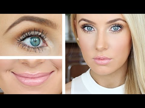 MY BEAUTY TRICKS: Massive lashes, defined brows, flawless skin! - UCXbQzhqSvgVZTUyi1T4AU3w