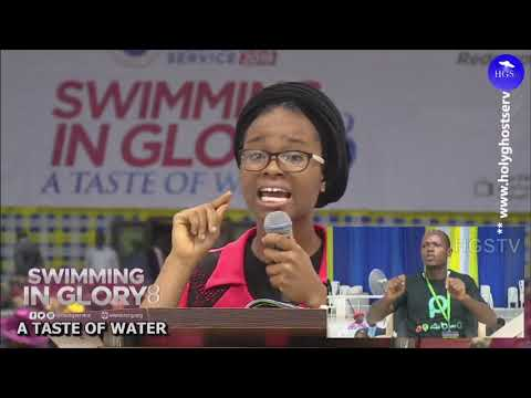 SISTER IGWE PEACE SERMON  RCCG NOVEMBER 2019 HOLY GHOST SERVICE