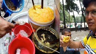 Bengali Brother Manages Everything selling Special Tasty Muri Masala Tk 10 BD food Dhaka TSC More
