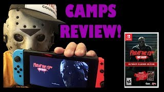 My Review on Friday the 13th: the game on the Nintendo Switch!
