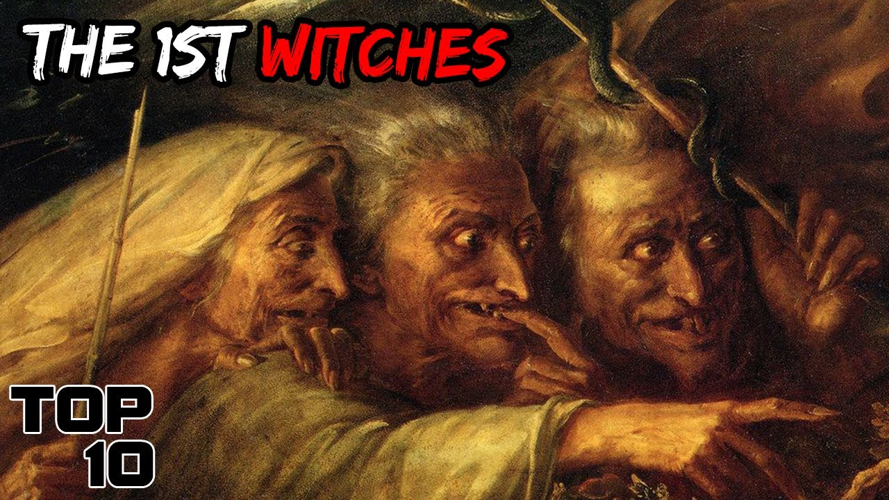 Top 10 True Scary Stories From The DARK AGES – Part 2