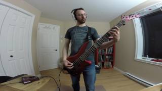 To Hell And Back (bass cover)