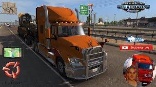 American Truck Simulator (1.35) International LT fix [1.3] DLC Forest Machinery + DLC's & Mods