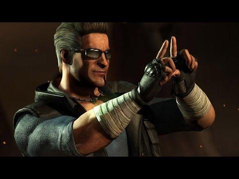 Mortal Kombat X: All of Johnny Cage's Amazing Intros - UCKy1dAqELo0zrOtPkf0eTMw