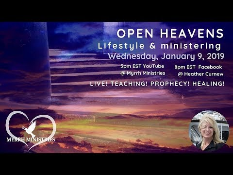 OPEN HEAVENS what are they - how to step into the open heaven  benefits