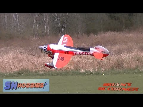 SN Hobbies - Gee Bee R3 Fantasy Racer Maiden Flight - UCqFj04rRJs6TJIwsVvCQK6A