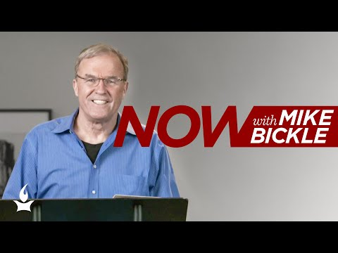 NOW with Mike Bickle  Episode 13  A Biblical View of the Future: 5 Key End-time Trends (Dan.11-12)