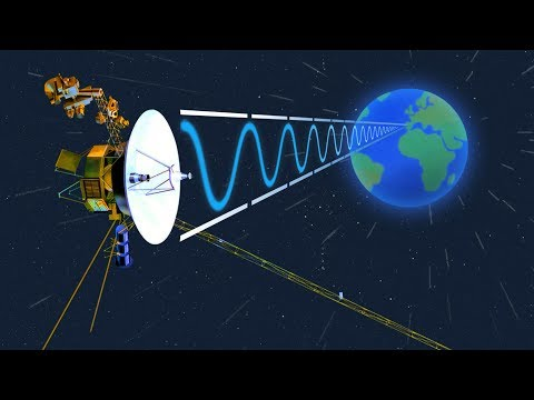 How far can Voyager 1 go before we lose contact? - UClZbmi9JzfnB2CEb0fG8iew