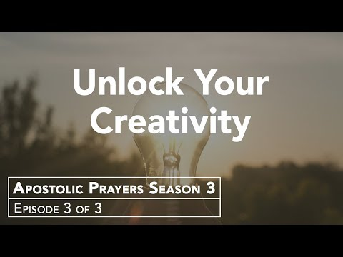 How You Can Create with God