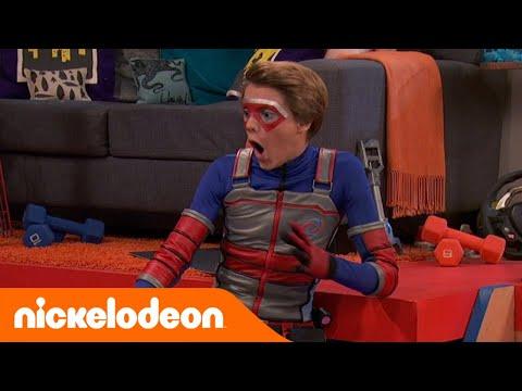 Henry Danger | Jasper scopre il segreto di Henry | Nickelodeon - default