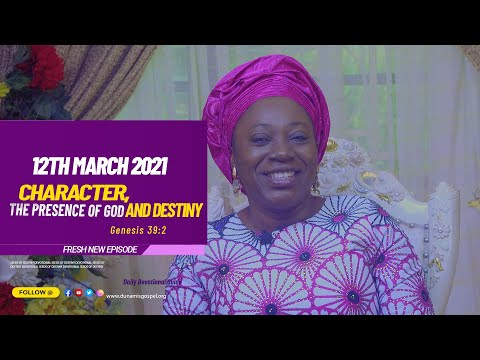 Dr Becky Paul-Enenche - SEEDS OF DESTINY  FRIDAY MARCH 12, 2021
