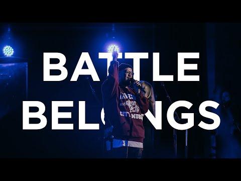 Battle Belongs  Edward Rivera  Bethel Church