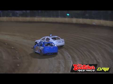 This is the A-Main of the Production Sedans held at Lucas Oil Kingaroy Speedway on the 18.03.2017  EMAIL: AshMediaAustralia@gmail.com FACEBOOK: http://www.facebook.com/AshMediaSpeedwayFootage TWITTER: https://twitter.com/AshMediaAus INSTA: https://www.instagram.com/ashmediaspeedwayfootage/ - dirt track racing video image