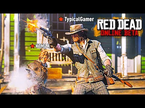 Red Dead Online - Leveling Up Fast, Easy Money & Gold! (Red Dead Redemption 2 Multiplayer Gameplay) - UC2wKfjlioOCLP4xQMOWNcgg