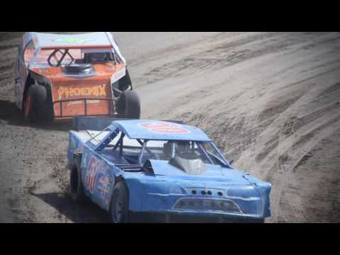 Fernley 95a Speedway race June 4th - dirt track racing video image
