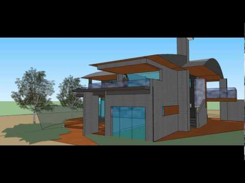 Progetto 3D casa Michelangelo