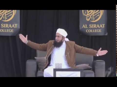 Maulana Tariq Jameel Latest Bayan 13-Oct-2019 At Melbourne, Australia