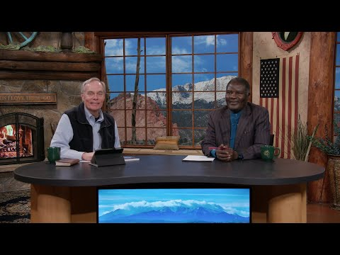 Charis Daily Live Bible Study: Discipling the Nations - Bishop Joshua Lwere - April 20, 2021