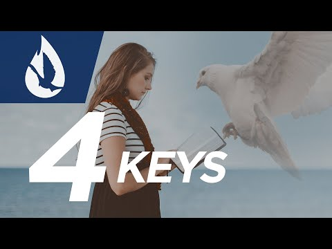 How to Be a Friend of the Holy Spirit: 4 Keys