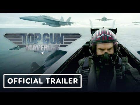 Top Gun: Maverick Official Trailer (2020) Tom Cruise - Comic Con 2019 - UCKy1dAqELo0zrOtPkf0eTMw